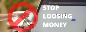 Stop loosing money and claim your google my business